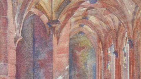 Cloître de l'église St Stephan