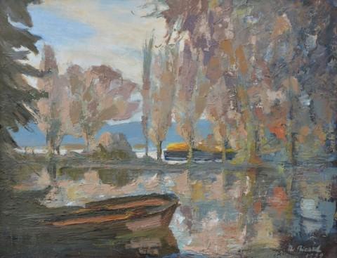 Débordement de la Seine – 1959
