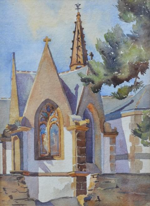 Eglise de Locquirec
