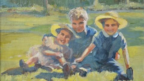 Chantal, Christian et Claire