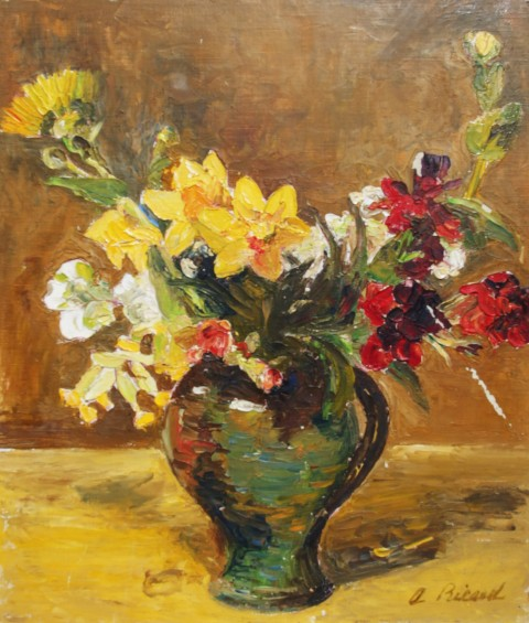 Fleurs de jardin (Lentigny)