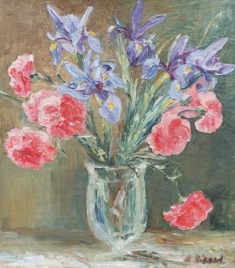Fleurs de jardin (rue Rémilly)