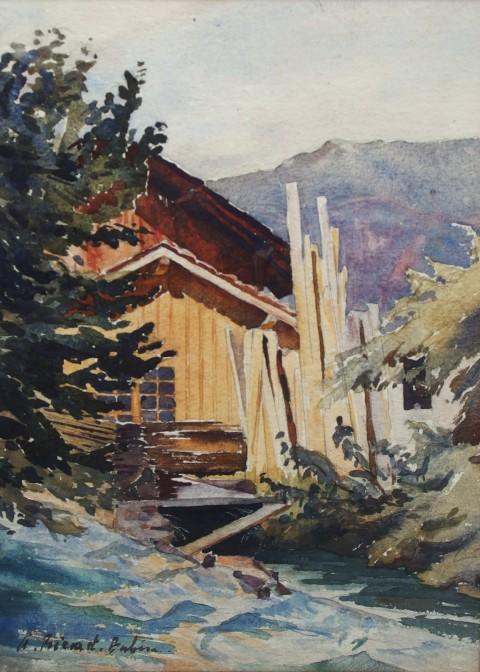 La maison du menuisier